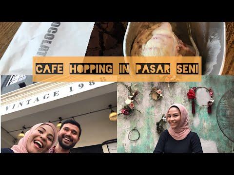 Dating ideas: Cafe Hopping in Pasar Seni,Kuala Lumpur