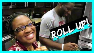 ROLL UP! | BLACK FAMILY VLOGS
