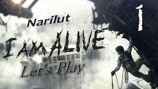 I am alive - Прохождение 1