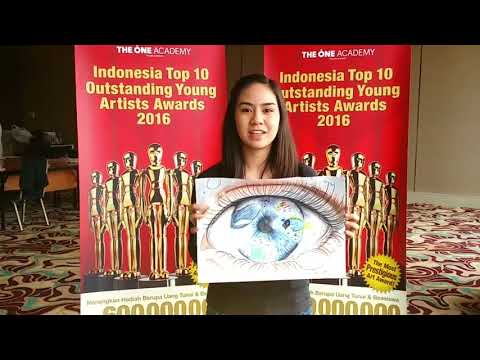 Indonesia Top 10 Outstanding Young Artists Awards 2017