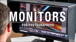 Monitors for Photographers