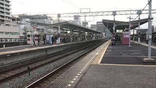 山陽電車5000系5008F 直通特急阪神梅田行 山陽明石駅