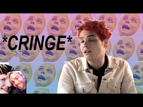 My Chemical Romance interview on crack (idk..)