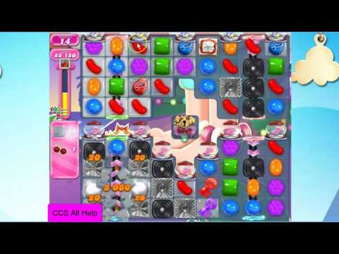 Candy Crush Saga Level 2122 NO BOOSTERS Cookie 25 moves