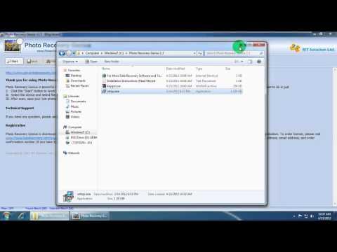 Программа для восстановления поврежденных файлов JPEG, JPG