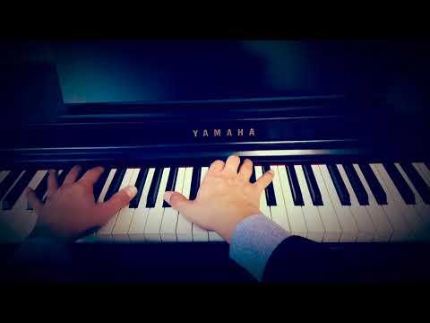 Yıkılmışım Ben...İBRAHİM TATLISES (Piano cover TÜRKİYE)piyano ile çalınan şarkılar