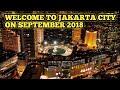 Jakarta City Dilihat Dari Sudut Pandang Berbeda Dengan DRONE DJI on September 2018