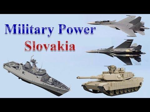 Slovakia Military Power 2017