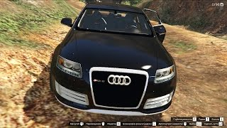 GTA 5 2009 Audi RS-6