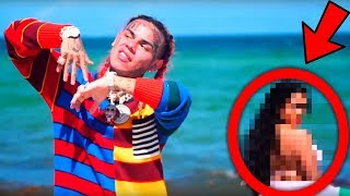 10 Things You Missed in BEBE - 6ix9ine Ft. Anuel AA (Official Music Video)