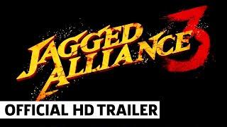 Jagged Alliance 3 Announcement Trailer