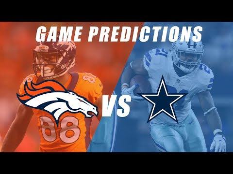 Dallas Cowboys vs Denver Broncos Predictions