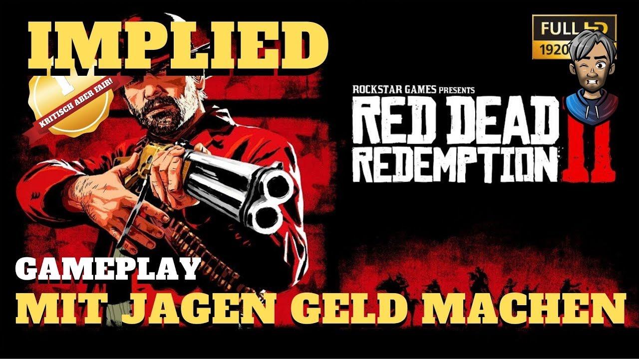red dead redemption 2 schnell geld verdienen