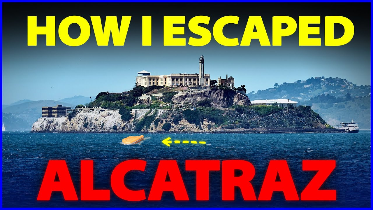 Download How I Escaped From Uncle Sam's Devil's Island (The Alcatraz)