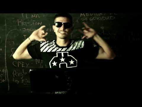 Nano el Cenzontle - Yo no soy un delincuente (Video Oficial)