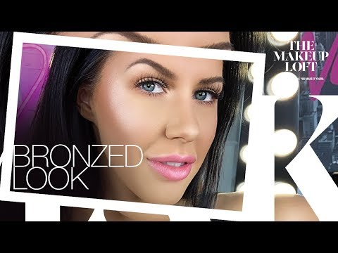 HOW TO: Year-Long Summer Glow by Nikkia Joy | THE MAKEUP LOF