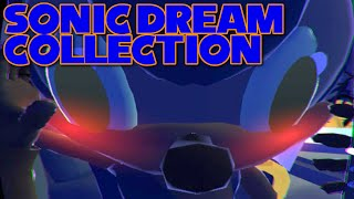 "Sonic Dreams Collection - ""SONIC UNBIRTHING"" FULL PLAYTHROUGH, Manly Let's Play"