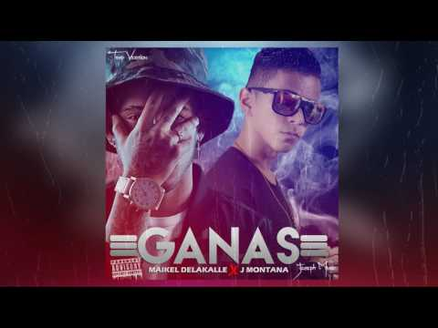 Maikel Delacalle x J Montana - Ganas remix Version-Trap Latino 2017