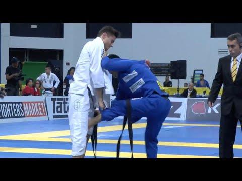 Caio Terra VS Koji Shibamoto / World Championship 2016