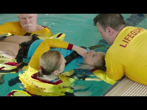 Spinal Injury Management Deep Water