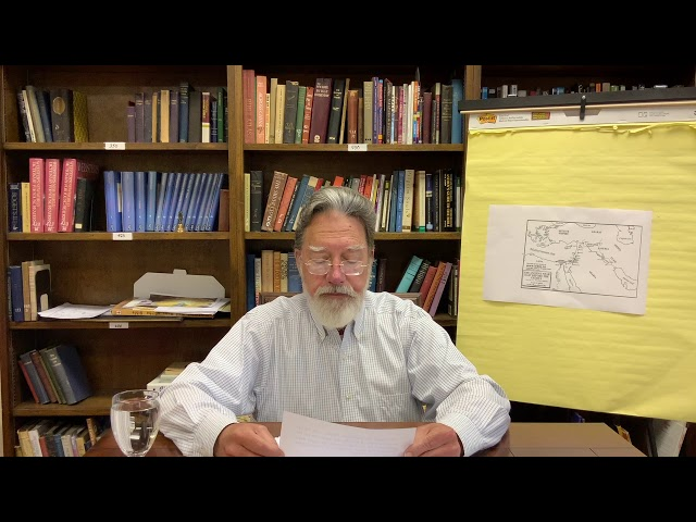 Bible Study with Bill Stahl - 05 Abraham part 1