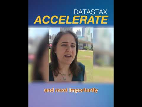 How to Navigate your Hybrid Cloud Journey with Chelsea Navo at DataStax  Accelerate | DataStax