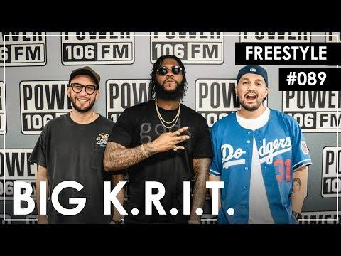 "Big K.R.I.T. Freestyles Over ""Novacane"" By Frank Ocean"