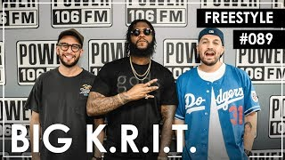 Big K.R.I.T. Freestyles Over
