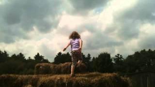 Climbing Hay Mountain
