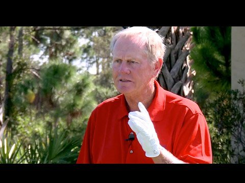 Jack Nicklaus Tip #2 -  One swing