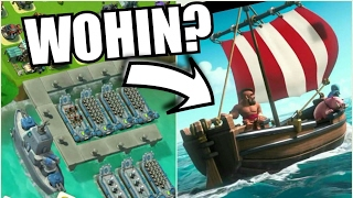 MEGA CLASH OF CLANS UPDATE 2017! SCHIFF ZU NEUER WELT?! | Clash of Clans Update deutsch