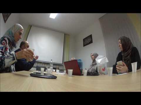 ISKRA Bosnian Woman Islamic & Educational Awareness NGO - Inspiration Lab
