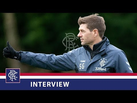 INTERVIEW | Steven Gerrard | 29 Dec 2018