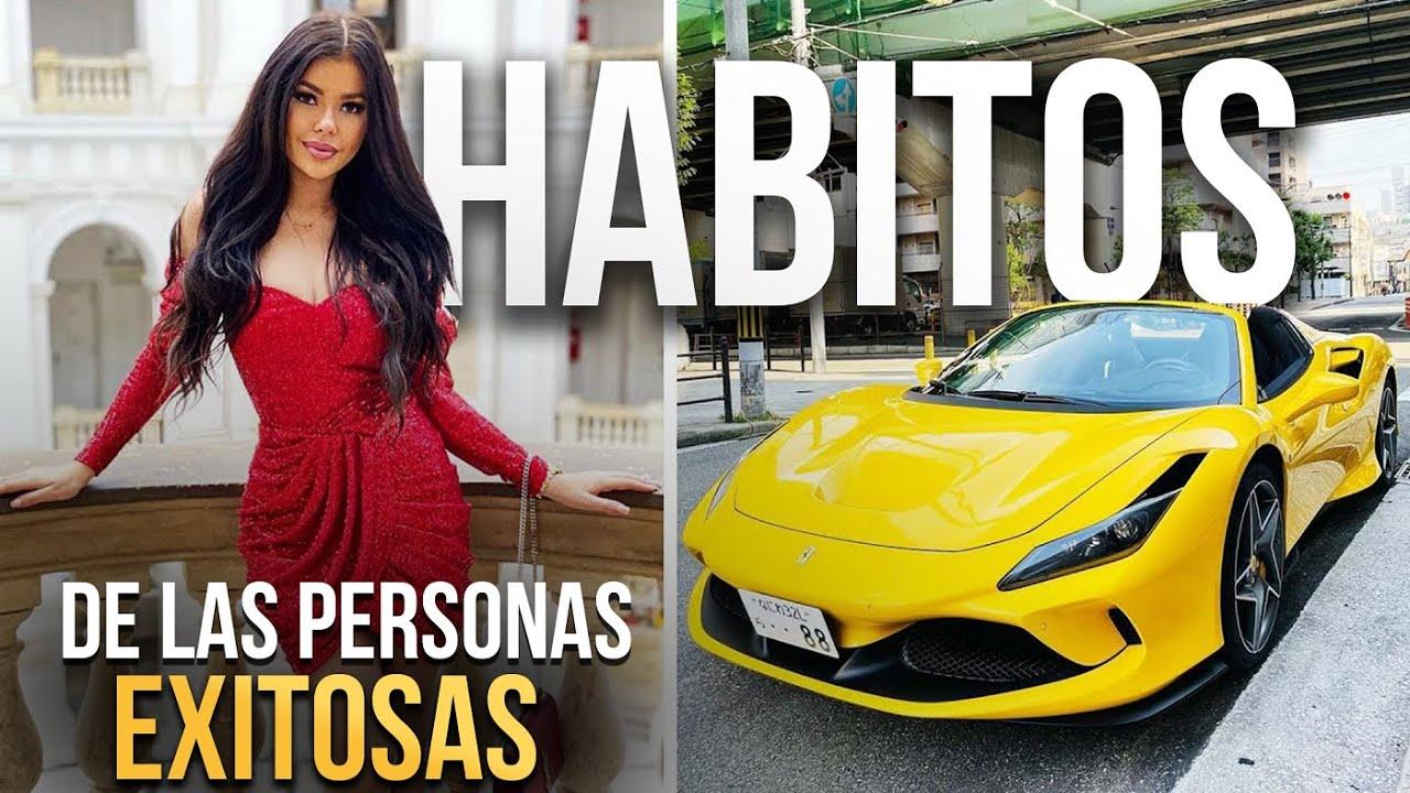 TODAS LAS PERSONAS EXITOSAS tienen estos 10 hábitos | ADÓPTALOS hoy mismo!!