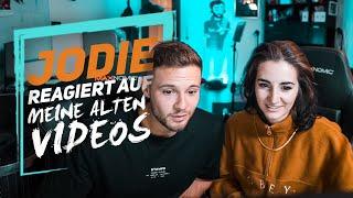 Jodie reagiert auf meine alten Videos | inscope21