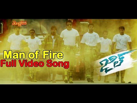 Man of Fire Full Video Song | Jil | Gopichand | Raashi Khanna |  Ghibran