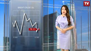 Crude oil and Russia's ruble trade places  (13.09.2018)