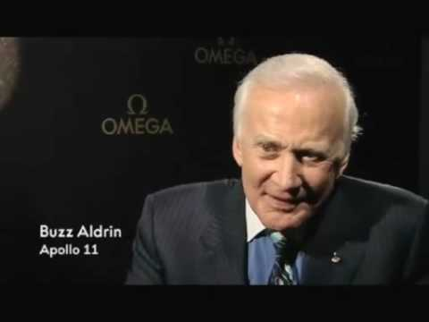 Apollo Astronaut's Omega Watches - w/Tom Stafford, Buzz Aldrin, Gene Cernan & Harrison Schmitt