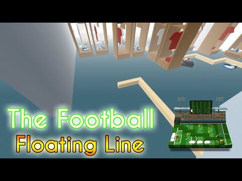Dancing Line - The Football: Floating Line
