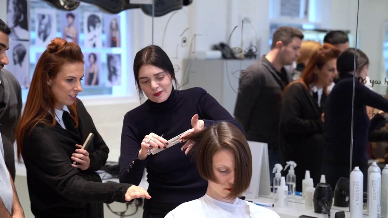abc Cut - Hairdressing Courses - Sassoon Academy London