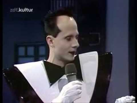 Klaus Nomi interview + Total Eclipse on German TV