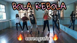 Baixar TropKillaz, J Balvin, Anitta - Bola Rebola ft. MC Zaac - Coreografia