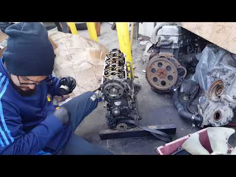 Mazda b2000 b2200 engine tear down ,engine rebuild