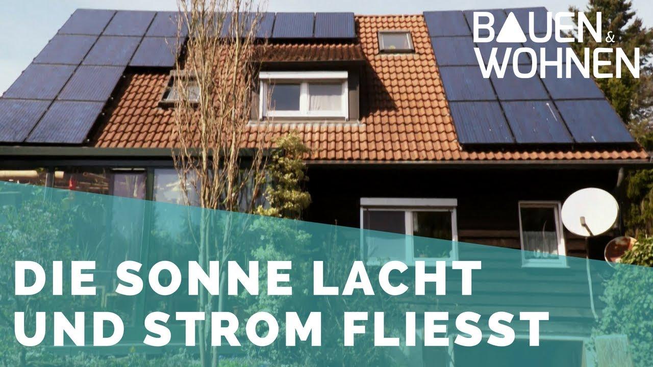 w rmepumpe mit photovoltaik mit sonnenenergie sparen und. Black Bedroom Furniture Sets. Home Design Ideas
