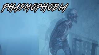 Fantasmagórico - Phasmophobia BETA - Gameplay Español