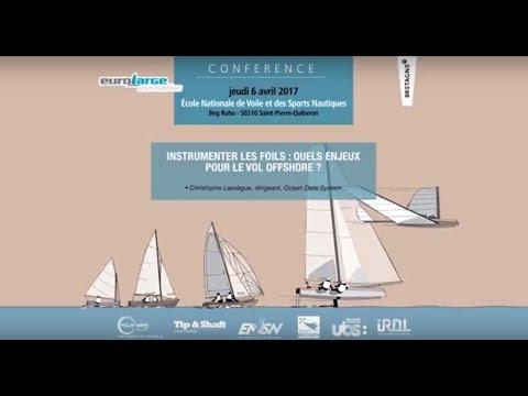 FRC 8 - Instrumenter les foils : quels enjeux pour le vol offshore ?