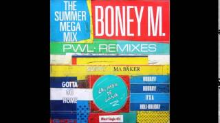 Boney M - The summer megamix (long version)