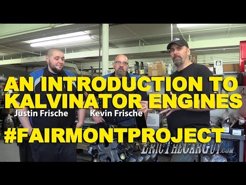 An Introduction to Kalvinator Engines #FairmontProject