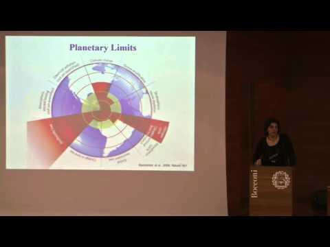 "20. Nadia El Hage Scialabba at ""Per l'Economia della Terra la nostra casa comune"" 2016.2.19"