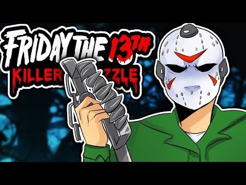 BEAR TRAP TRICKS!   Friday The 13th: Killer Puzzle